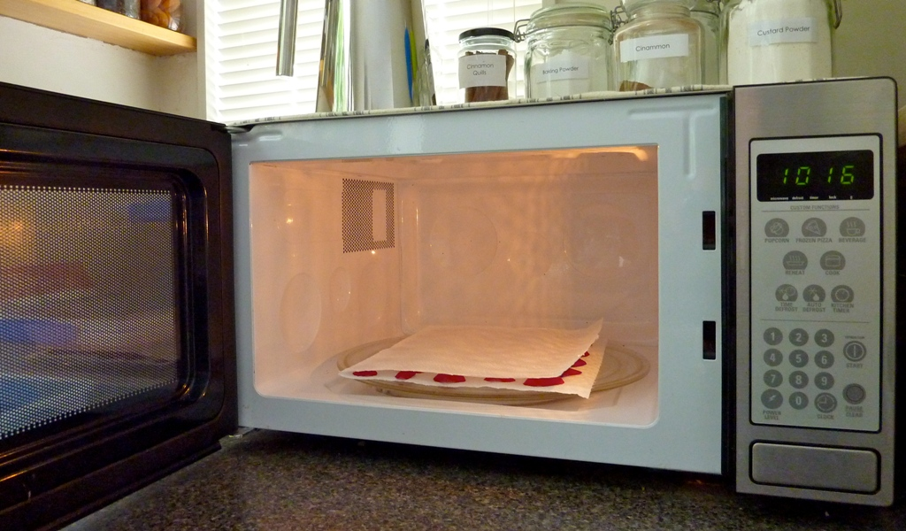 Using the Microwave