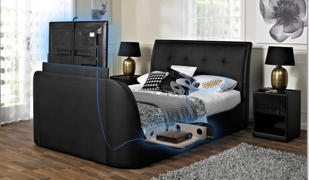 Benefits Of TV Bed