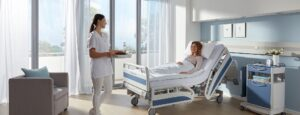 Importance of Hospital Beds Installed At Home When Caring For Loved Ones