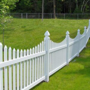 The Benefits of PVC Fencing