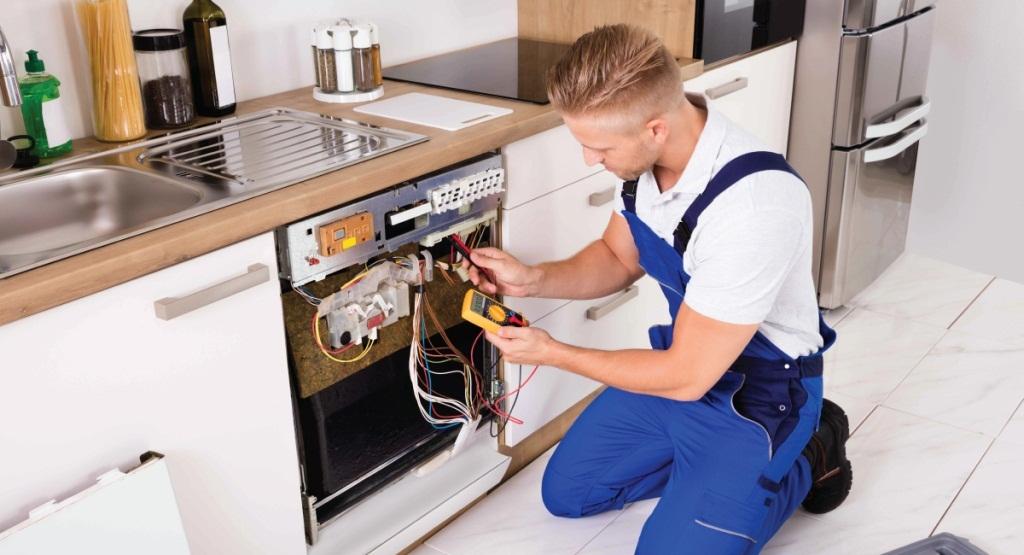 Repair the appliances