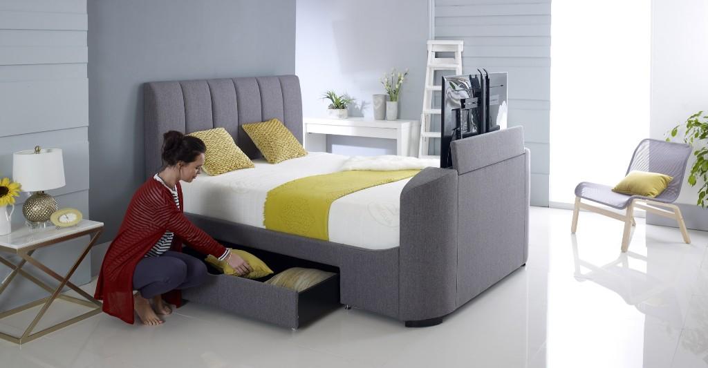 TV Bed Benefit