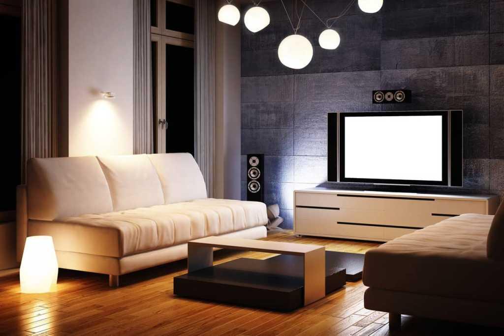 "Illuminate a ""Small"" and Modern Room"