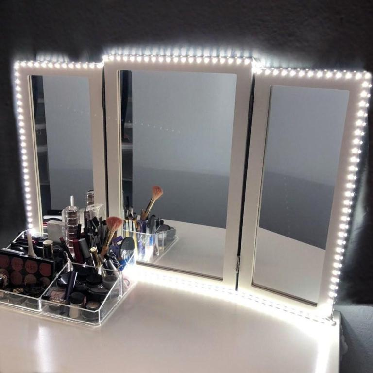 Now the important question where you can use these Mirror LEDs