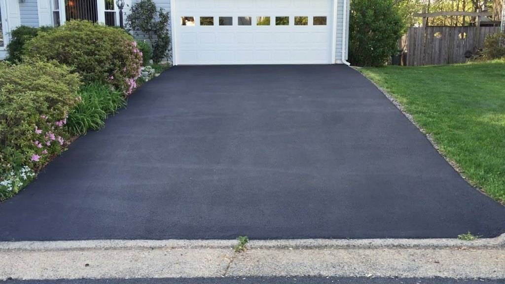 What Does It Cost To Resurface An Asphalt Driveway