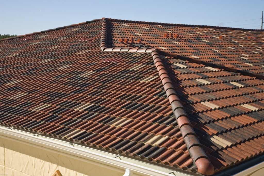 Clay and Concrete Tiles
