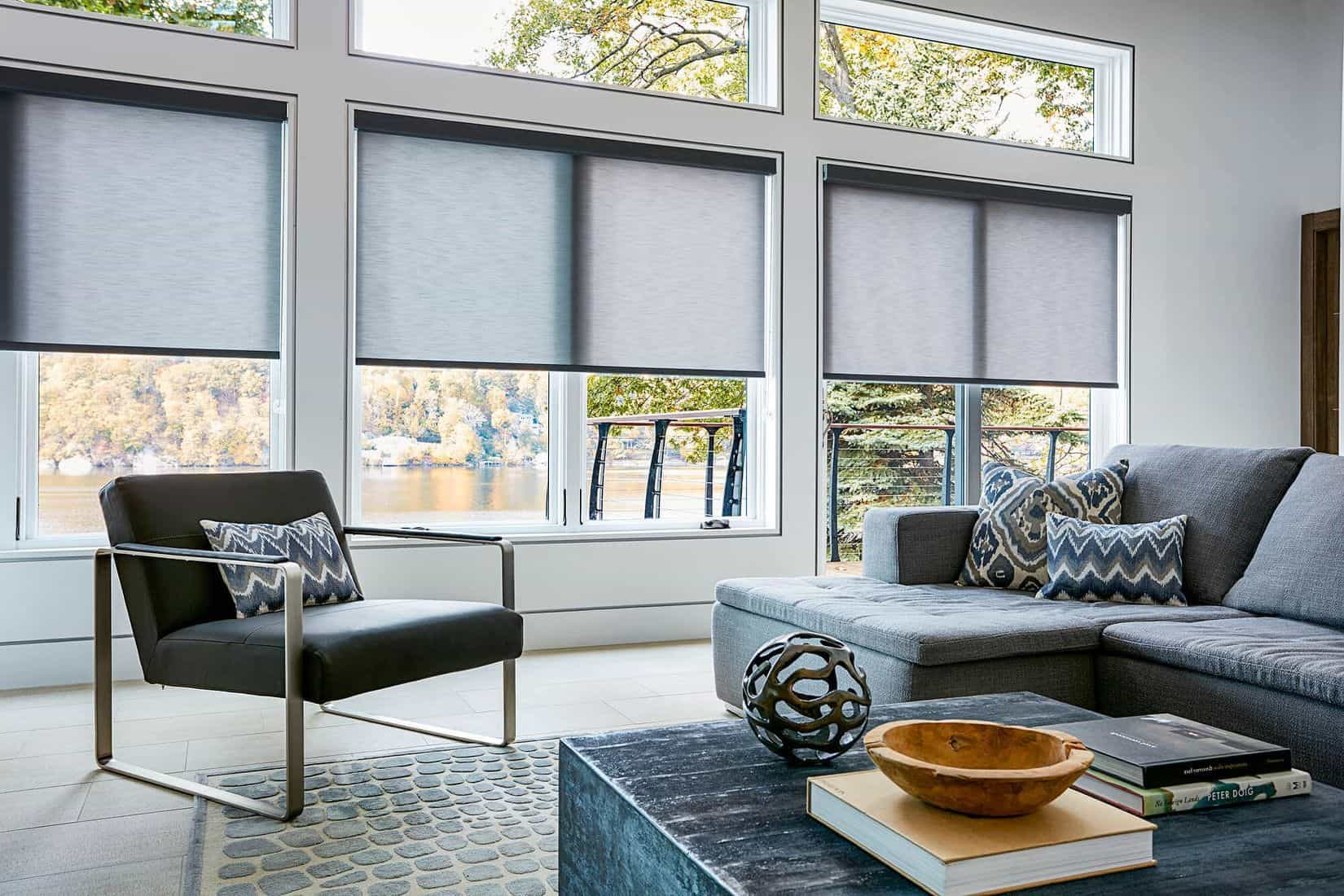 Cordless and Motorized Window Blinds