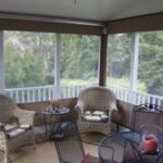 3 Major Benefits of Roll Up Porch Curtains