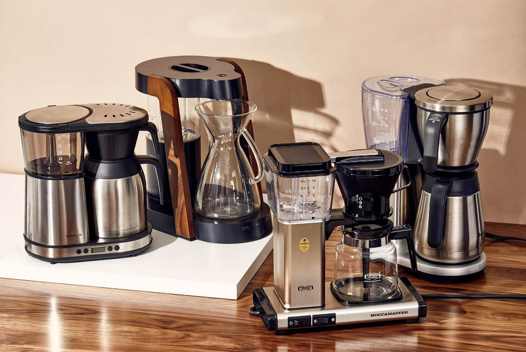 Traditional coffee makers are better