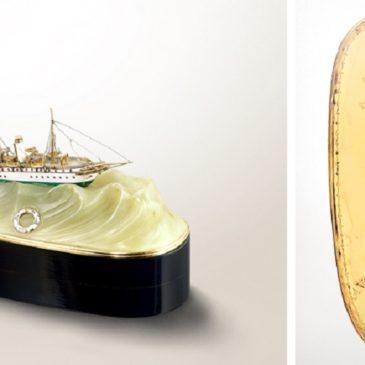 Varuna Boat, Van Cleef & Arpels' collection, circa 1907