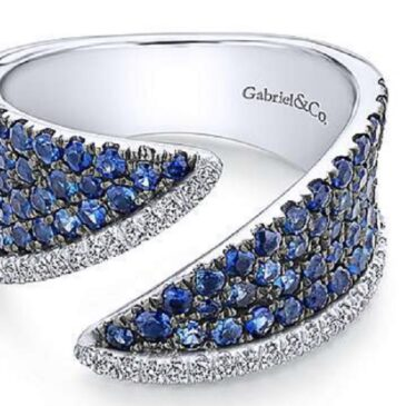 Gabriel & Co. has perfected the art of fine jewelry making