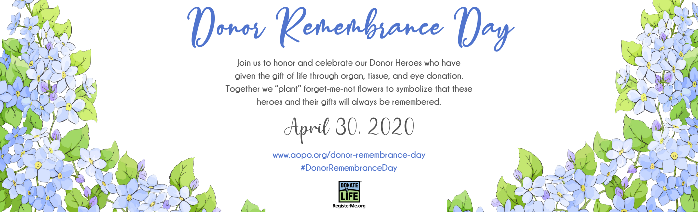 Website Banner_ Donor Remembrance Day