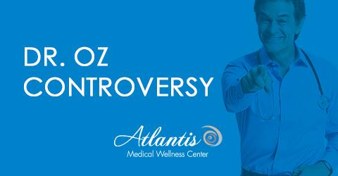 Dr. Oz Controversy