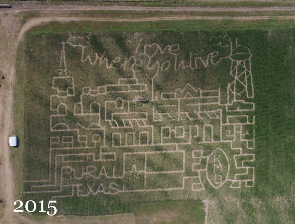 2015 Maze Design