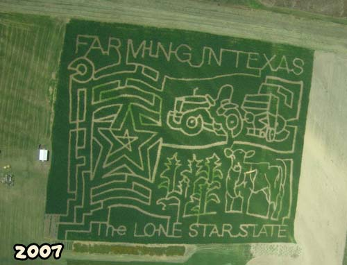 2007 Maze Design