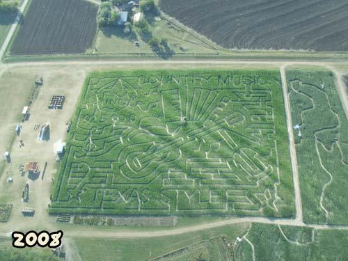 2008 Maze Design