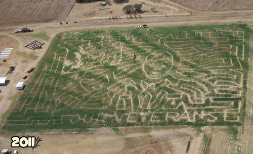 2011 Maze Design