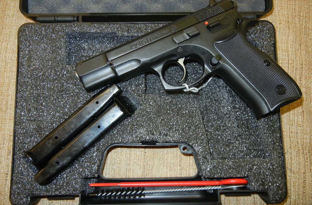 CZ 85 B 9mm Black Polycoat 91201 NEW Arvada CO