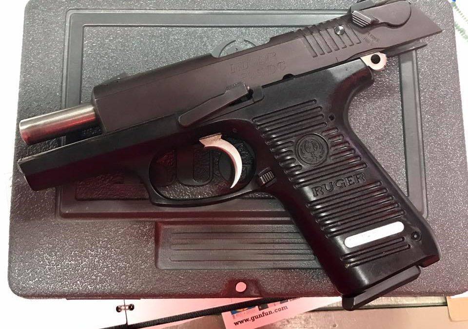 Ruger P95D 9mm Black Arvada CO $249.99*