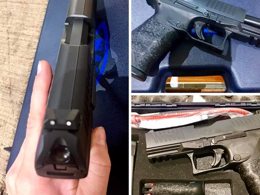 Walther PPQ M2 .45 ACP Excellent Arvada CO SOLD