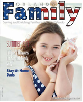Orlando Family magazine - Nov 2012