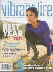 Vibrant Life magazine - Jan 2018