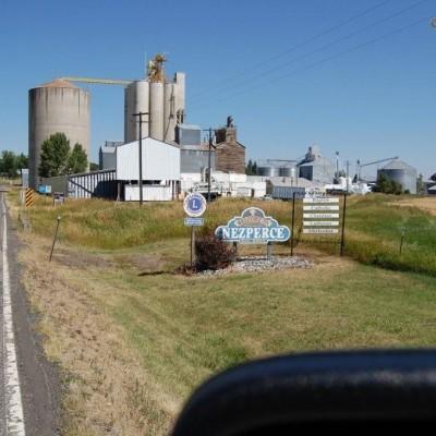 Nezperce Idaho is the Lewis County Seat