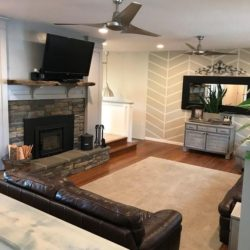 Totally remodeled family size home
