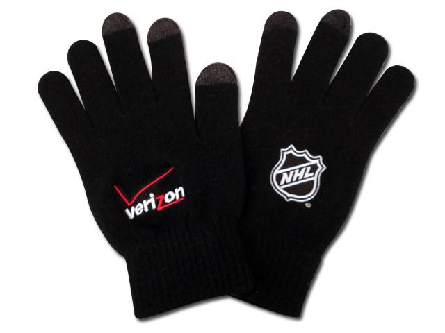 Verizon NHL Winter Gloves