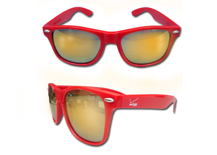 Verizon Mirrored Sunglasses