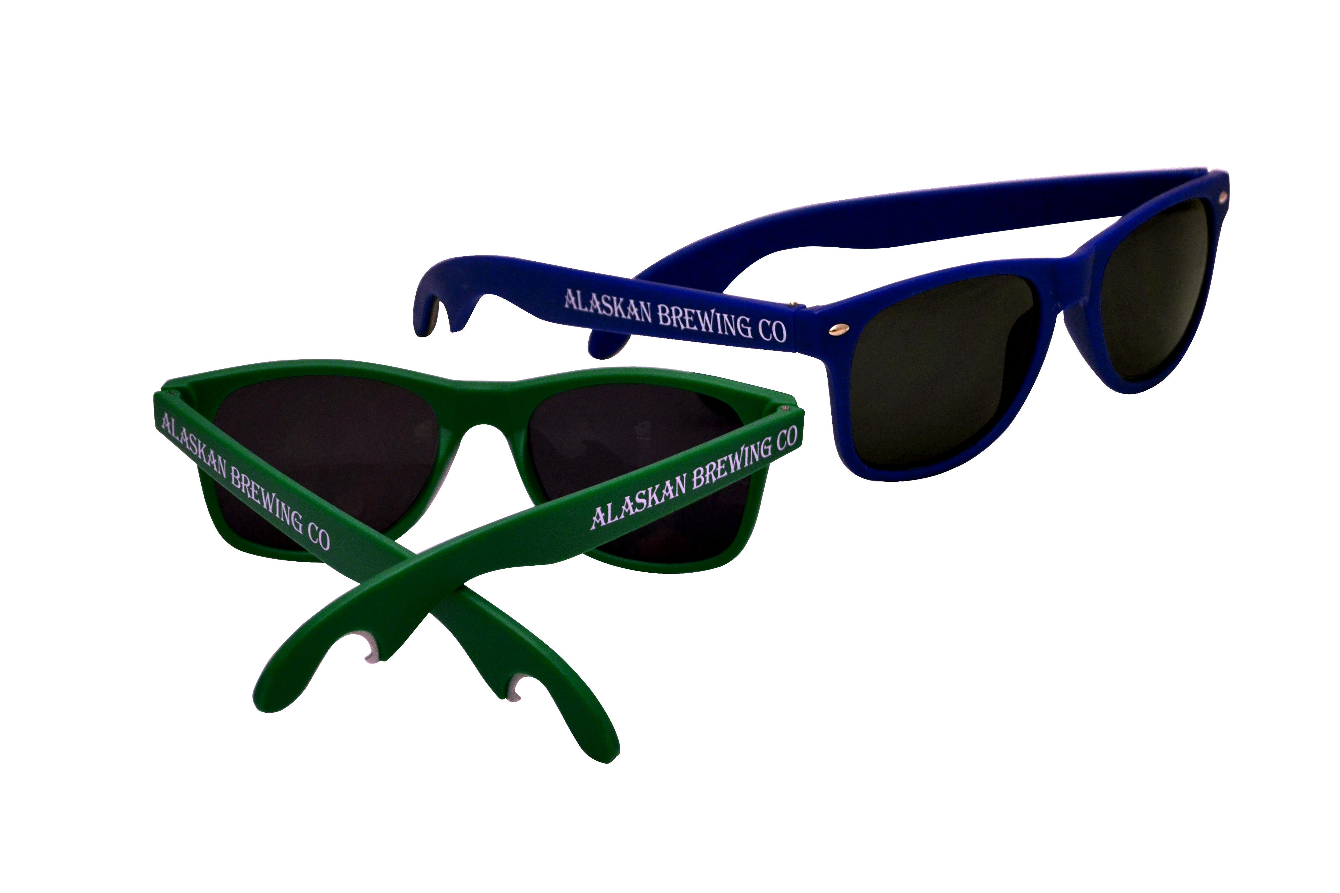 Alaskan Brewing Co. Sunglasses