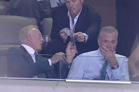 Jerry Jones Now Selling Jerry Wipes!