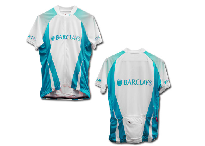 Barclays Cycling Jerseys