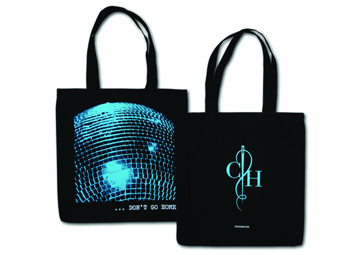 Cole Haan Glow in the Dark Tote Bags
