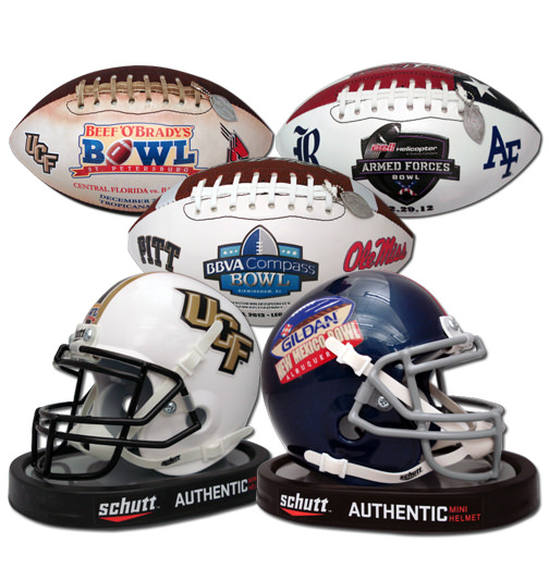 College Football Bowl Game Merchandise
