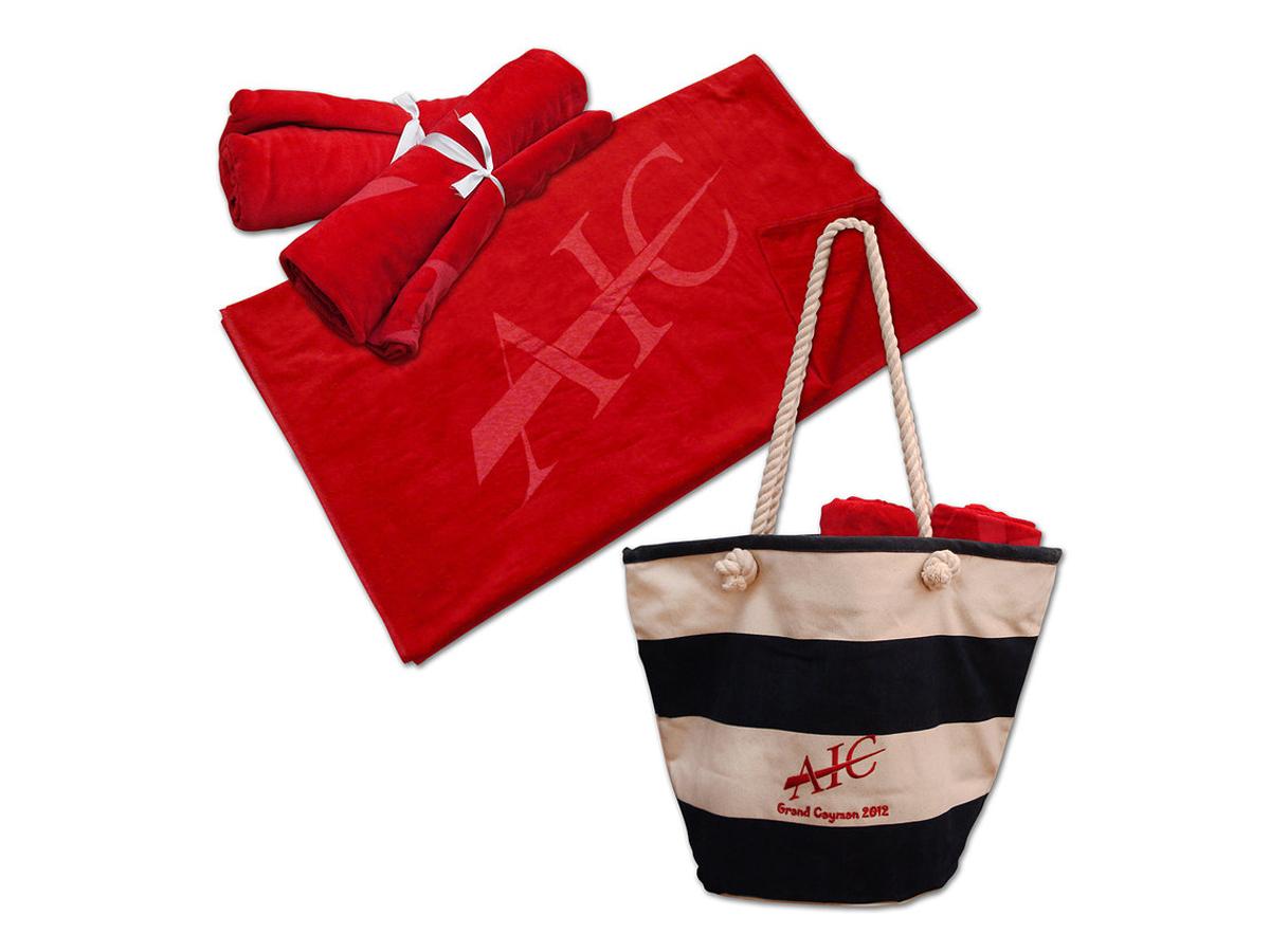 AIC President's Club Towel Set