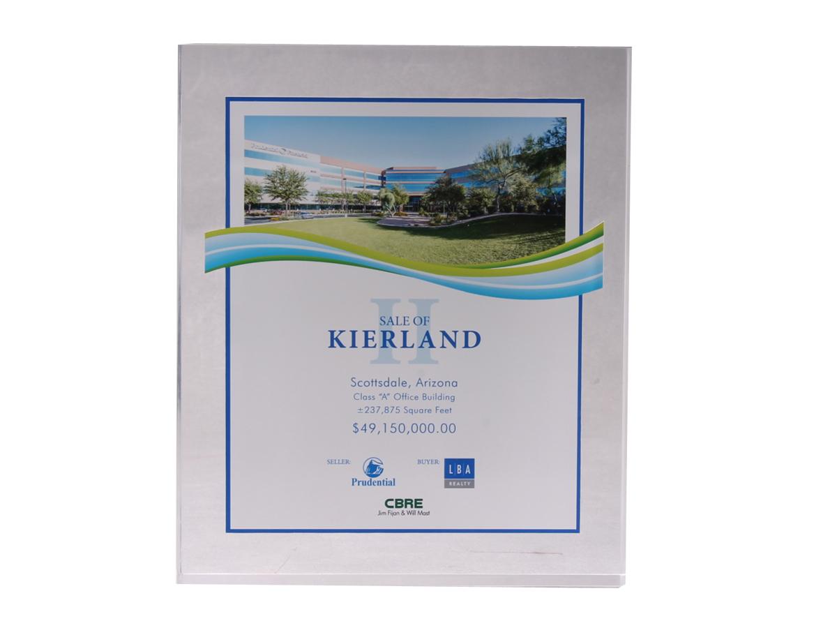 Sale of Kierland