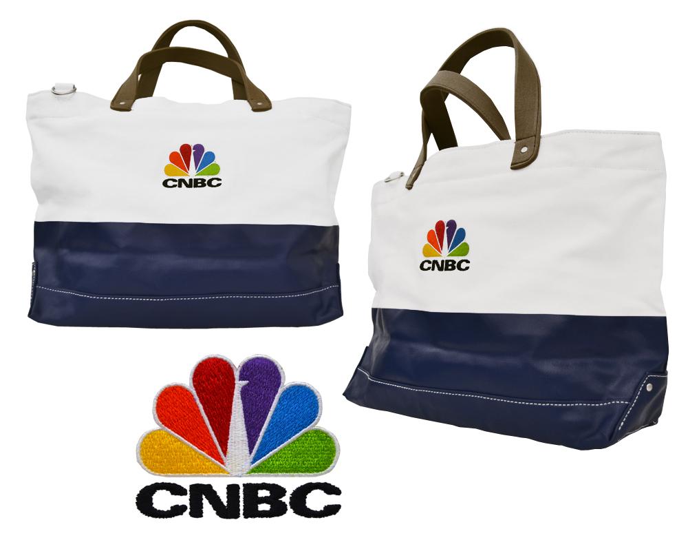 CNBC Tote Bag
