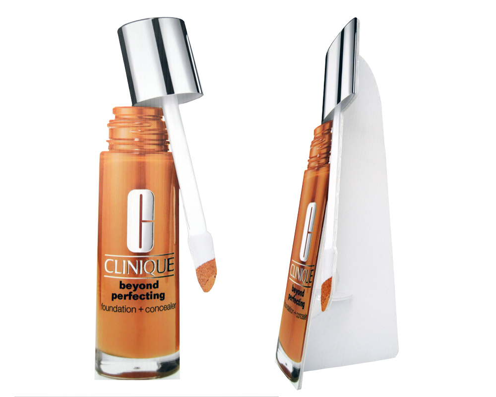 Clinique Bottle Standee