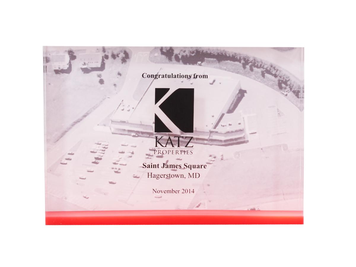Katz – Saint James Award