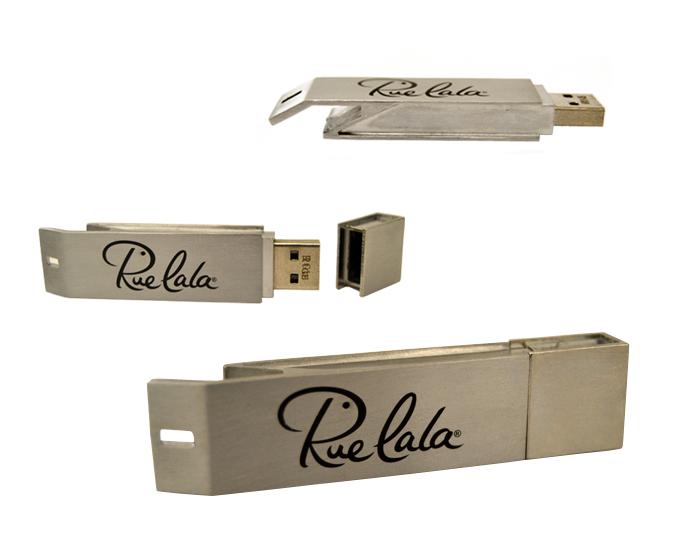 Rue La La Bottle Opener USB