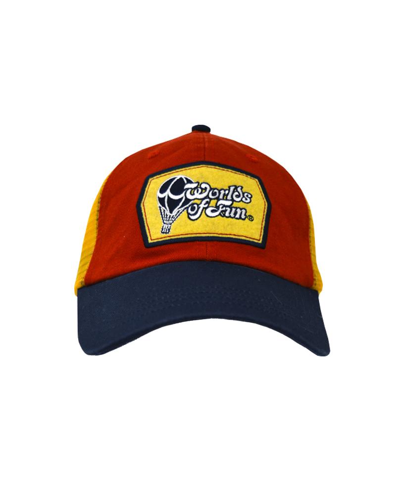 Worlds of Fun Trucker Hat