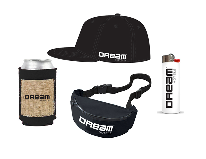 Dream Hotel Merchandise for SXSW