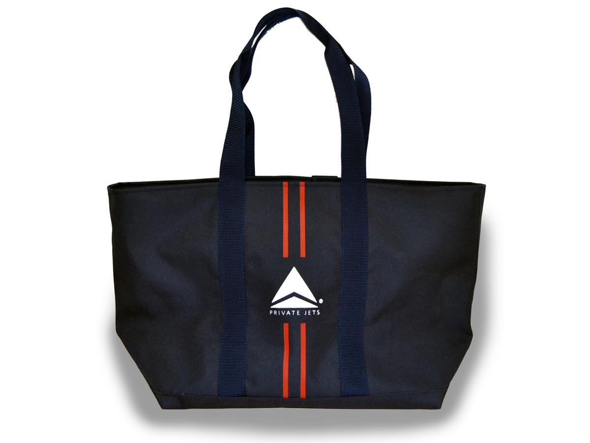 Delta Private Jets Tote Bag