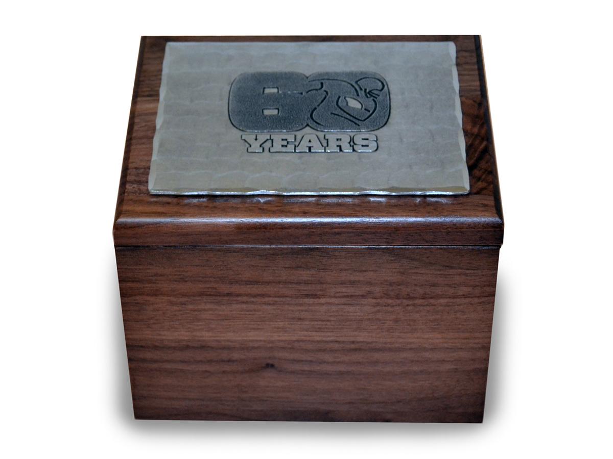 NFLPA 60th Anniversary Watch Box Gift