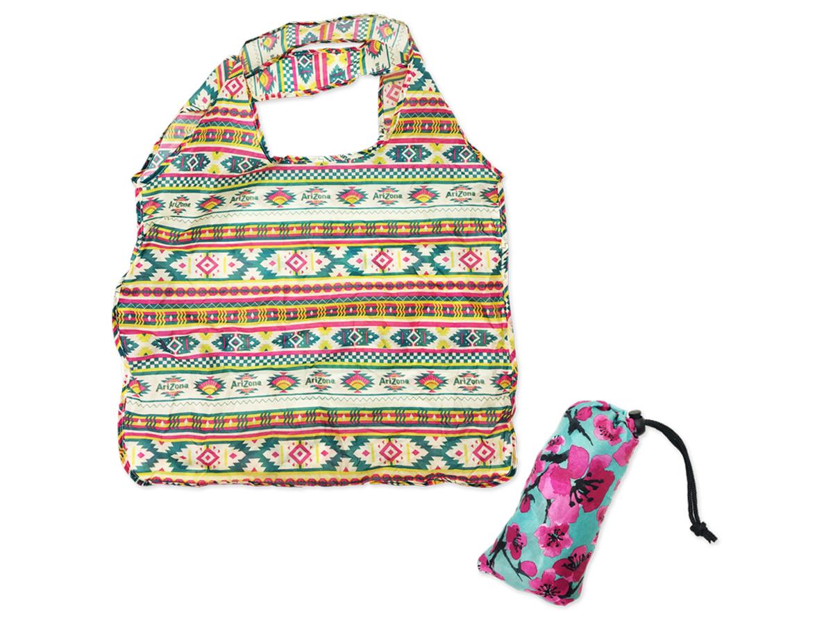 Arizona Iced Tea Fold-Up Tote Bags