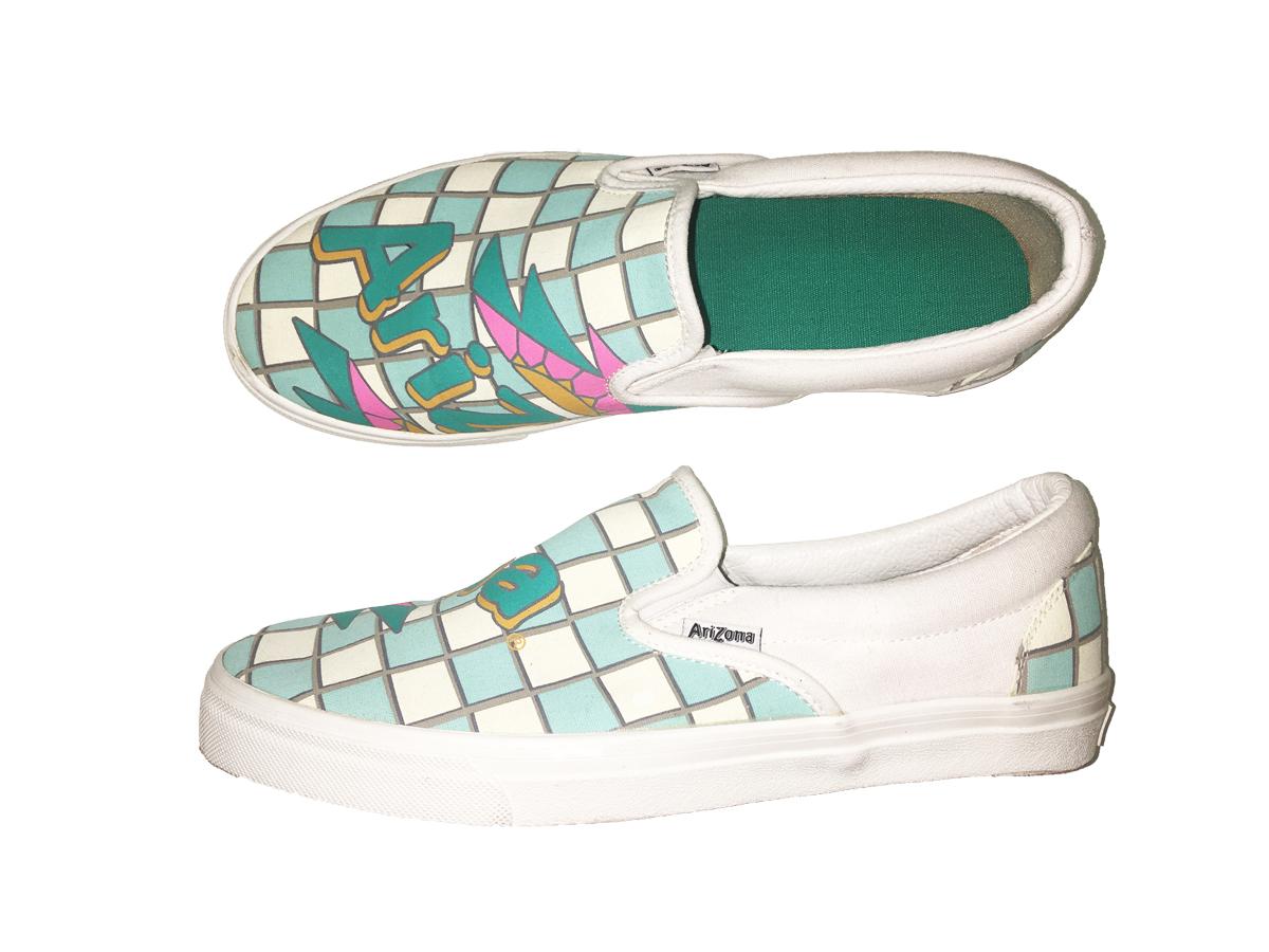 Arizona Iced Tea Sneakers