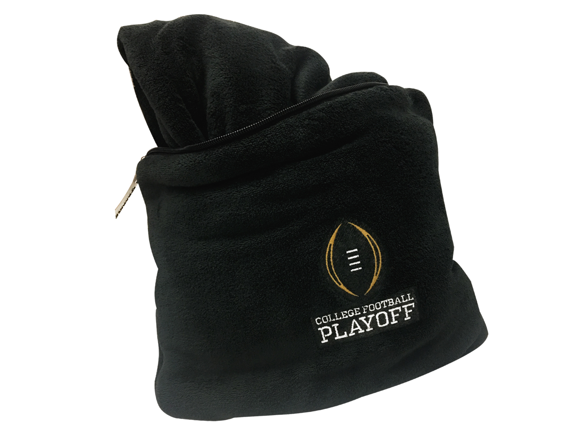 College Football Playoff Pillow/Blanket