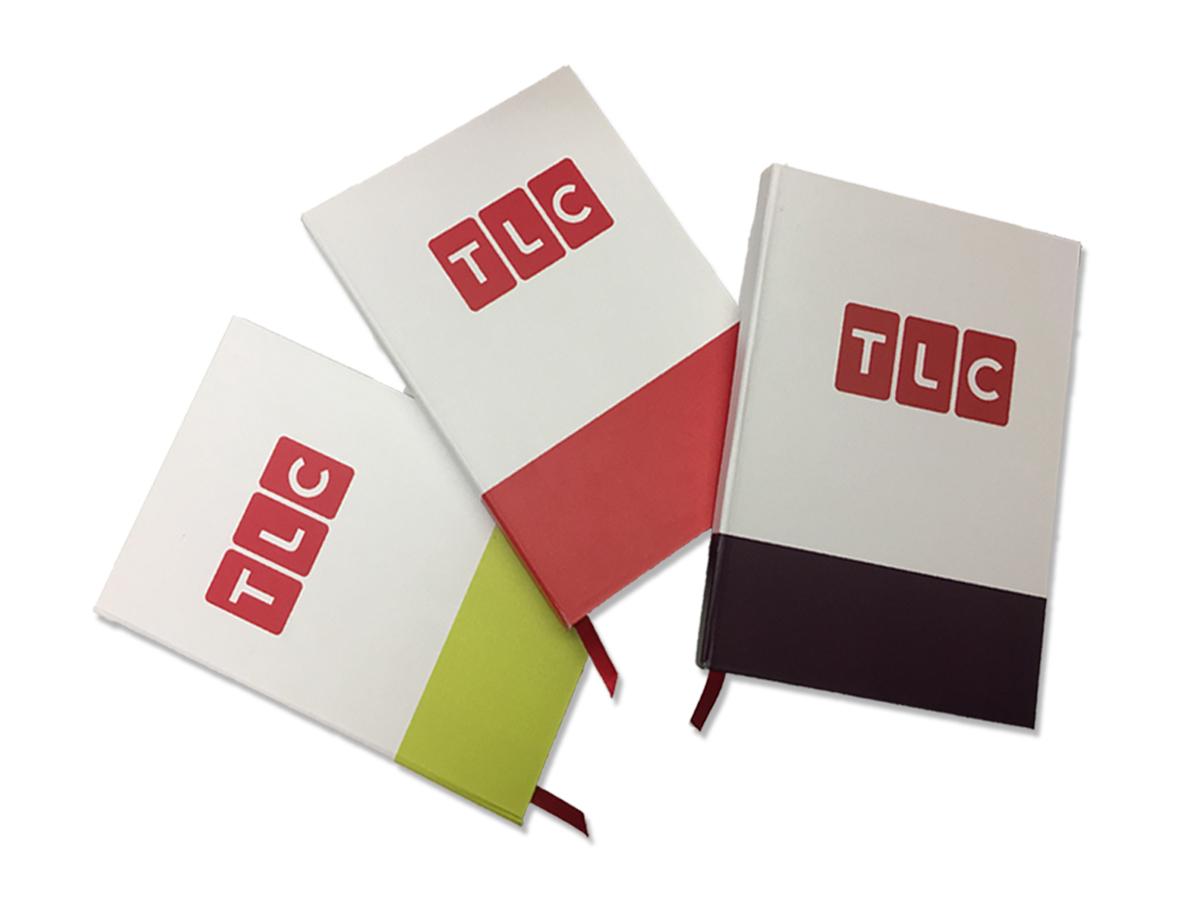 TLC Notebook Set