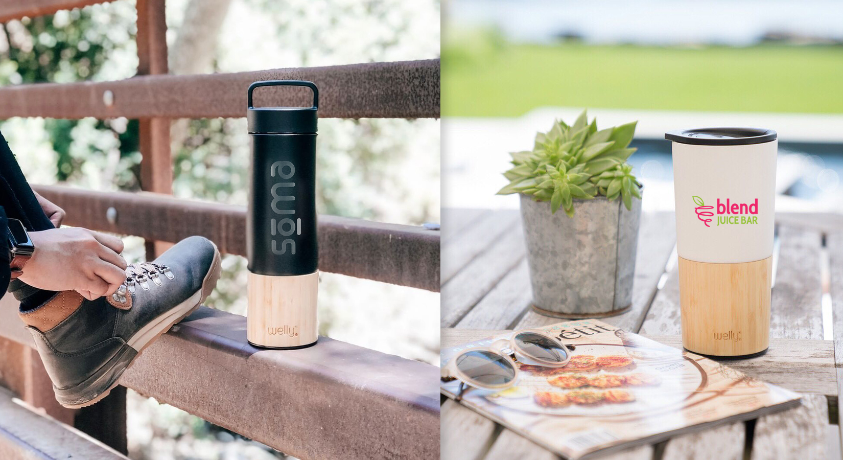 Custom Welly® Drinkware – Drinkware That Gives Back